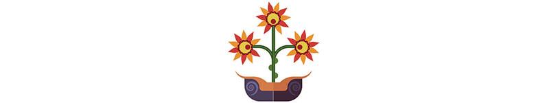Zodíaco Azteca - Flor